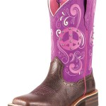 Wonderful pink cowboy boots for men Collection , Charming Purple Cowboy Boots Product Image In Shoes Category