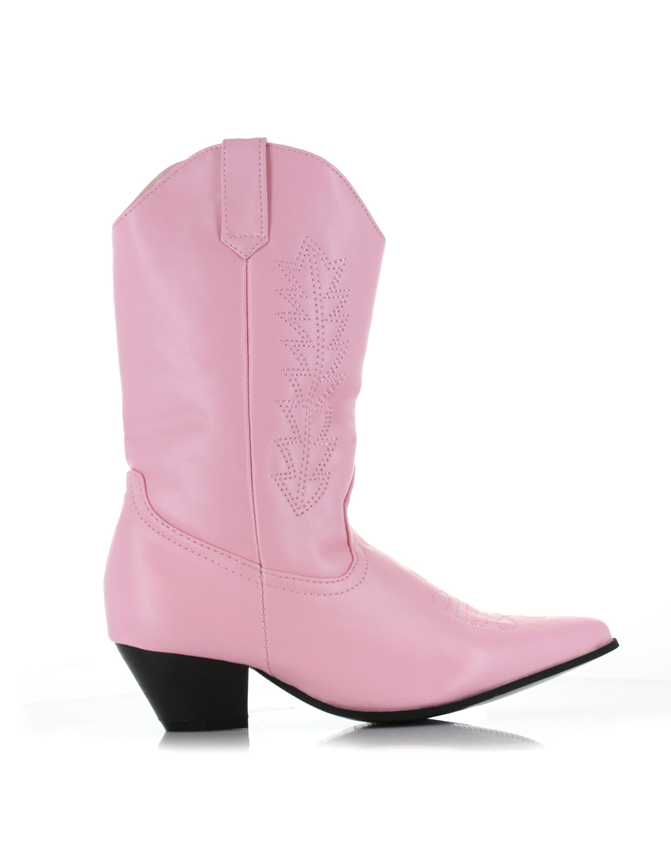Shoes , Gorgeous Pink Cowboy BootsPicture Collection : Wonderful Pink  Girls Cowboy Boots Photo Collection