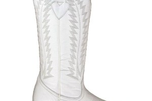 600x600px Charming White Cowboy Boots Photo Gallery Picture in Shoes