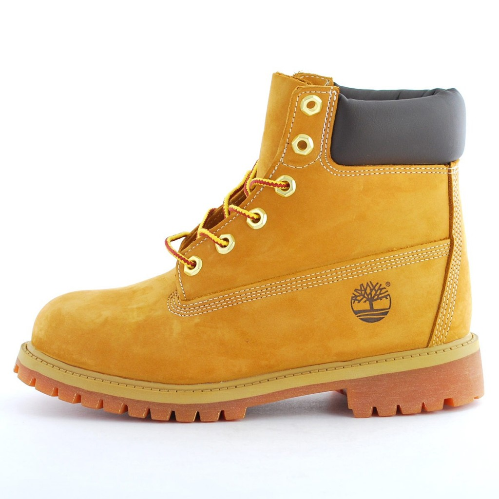 Shoes , Stunning Timberland Classic Boot Images  :  Yellow 6 Inch Timberland Boots
