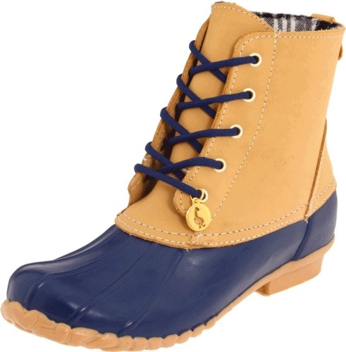 Shoes , Beautiful Sporto Duck Boots For WomenCollection :  Ankle Boots For Women Product Image