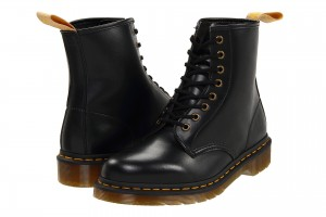 Shoes , Charming Doc Marten Boots product Image : black Doc Marten 8 Eye Boot Product Picture