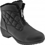 black Sporto Franny Womens Boots Product Picture , Beautiful Sporto Boots Product Lineup In Shoes Category