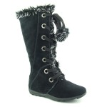 black boots for women product Image , Beautiful Sporto Boots Product Lineup In Shoes Category