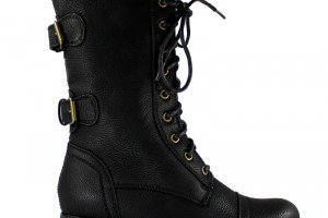 Shoes , Gorgeous Combat Boots For Women  Photo Gallery : black  cute combat boots Photo Collection