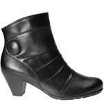 black  girls ankle boots  product Image , 12 Lovely Womens Ankle Boots Collection In Shoes Category
