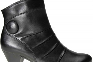 Shoes , 12 Lovely Womens Ankle Boots Collection : black  girls ankle boots  product Image
