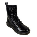 black  goth combat boots product Image , Lovely Gothic Combat Boots Product Ideas In Shoes Category