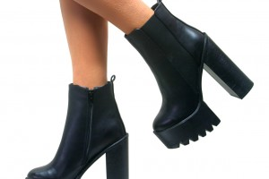 Shoes , Wonderful  High Heels Block Product Lineup : black  high heel wedges