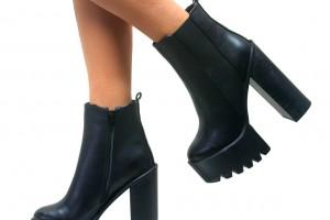 Shoes , Wonderful  High Heels BlockProduct Lineup : black  high heel wedges