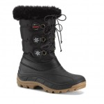 black  kids snow boots product Image , Fabulous Womens Snow Boots Collection In Shoes Category