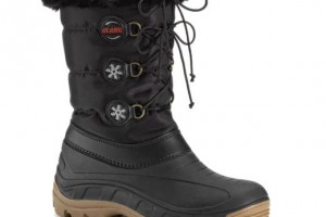 Shoes , Fabulous Womens Snow Boots Collection : black  kids snow boots product Image