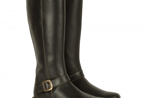 Shoes , 13 Fabulous Brown Leather Boots Womens Product Ideas : black leather boots women product Image