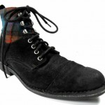Black Nike Air Cole Haan Product Image , Stunning Cole Haan Nike Air Black Leather Boots Collection In Shoes Category