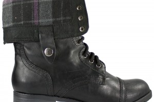 Shoes , Gorgeous Combat Boots For Women  Photo Gallery :  black rain boots for women Photo Collection