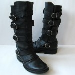 black  riding boots women Collection , Beautiful Black Moto Boots For Women Product Ideas In Shoes Category