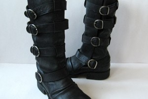 Shoes , Beautiful Black Moto Boots For Women Product Ideas : black  riding boots women Collection