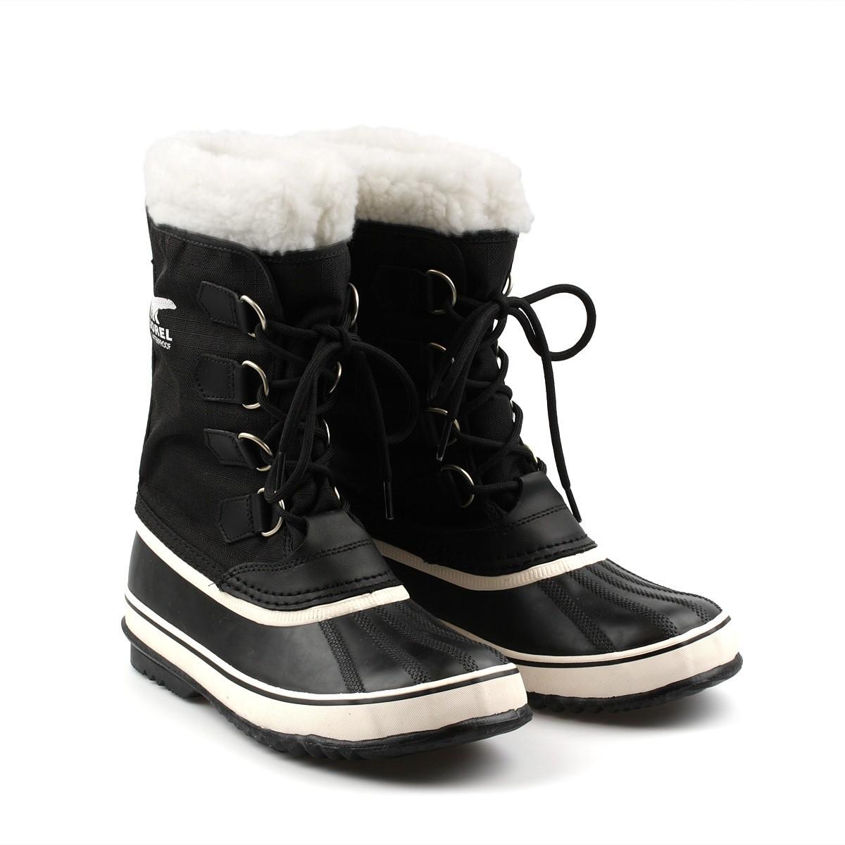 Black Sorel Mens Snow Boots Collection : Gorgeous Sorel Snow Boots ...