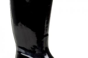 Shoes , Stunning Wide Calf Rain Boots TargetImage Gallery : black  super wide calf rain boots Photo Collection
