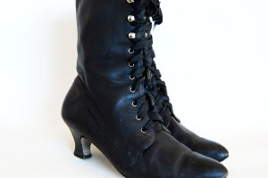 Shoes , Wonderful Granny Boots Image Gallery :  black timberland boots Photo Gallery