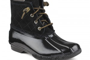 Shoes , Charming Sperry Duck Boots For Women Product Image : black  timberland womens shoes product Image