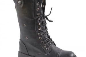 Shoes , Gorgeous Combat Boots For Women  Photo Gallery : black  western boots for women Photo Collection