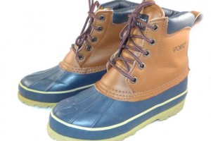 Shoes , 12 Pretty Sporto Duck Boots Product Picture : blue brown  sporto boots  Product Ideas