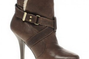 Shoes , Charming Boots For Women product Image : brown Guess Boots for Women Product Ideas