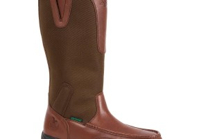 Shoes , Stunning Womens Snake Proof Boots product Image :  brown best snake proof boots