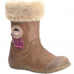 brown  boots with the fur  Collection , Lovely  Furry Boots Product Lineup In Shoes Category
