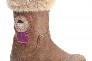 Shoes , Lovely  Furry Boots Product Lineup : brown  boots with the fur  Collection