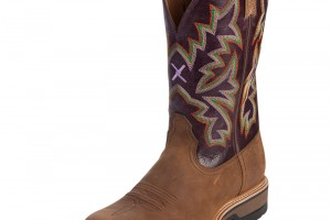 800x800px Charming Purple Cowboy Boots Product Image Picture in Shoes