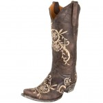 brown  cheap cowboy boots for women Collection , Gorgeous Womens Cowboy Boots Product Image In Shoes Category