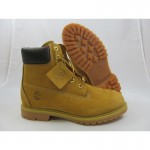 brown cheap timberland boots product Image , Pretty  Timberland Boot Wheat Collection In Shoes Category