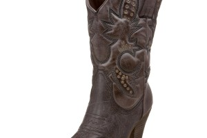 Shoes , Beautiful  Women Cowboy Boots product Image : brown  cheap womens timberland boots Collection