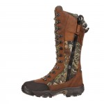 brown  chippewa snake boots , Stunning Womens Snake Proof Boots product Image In Shoes Category