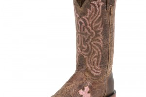 800x800px Unique  Pink Cowgirl Bootsproduct Image Picture in Shoes