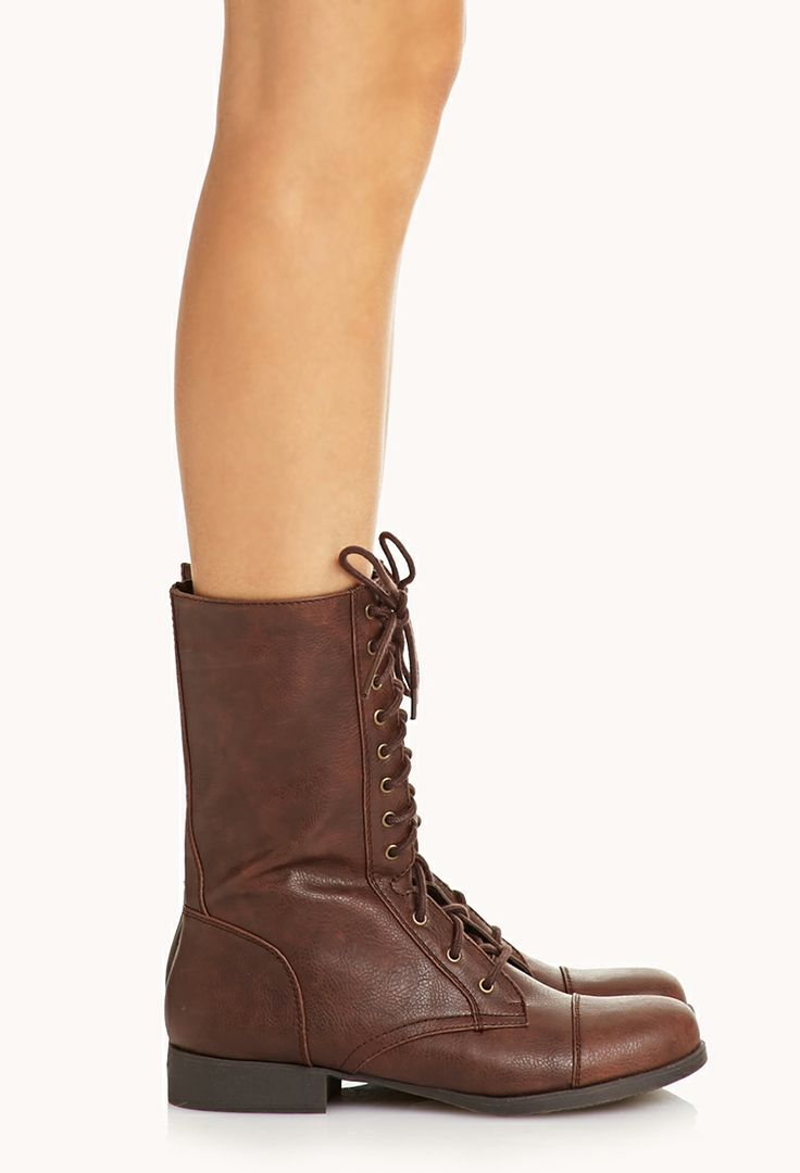 Fabulous  Target Combat Boots Product Picture in Shoes