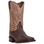 brown cowboy boots for men product Image , Beautiful  Square Toe Cowboy Boots Product Lineup In Shoes Category