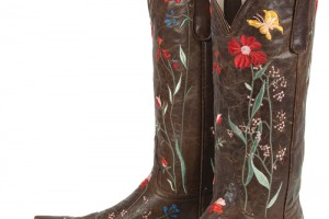 Shoes , Gorgeous Womens Cowboy Boots Product Image :  brown cowboy boots for women