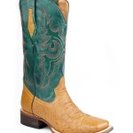 brown  cowboy boots square toe Collection , Beautiful  Square Toe Cowboy Boots Product Lineup In Shoes Category
