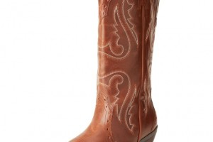 Shoes , Wonderful Cheap Cowgirl Boots Under Collection : brown  cowgirl boots for girls Collection