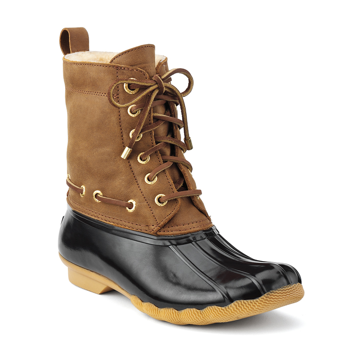 Shoes , 15  Wonderful Sperry Duck Boots WomensPhoto Gallery : Brown Duck Boots Women  Photo Collection