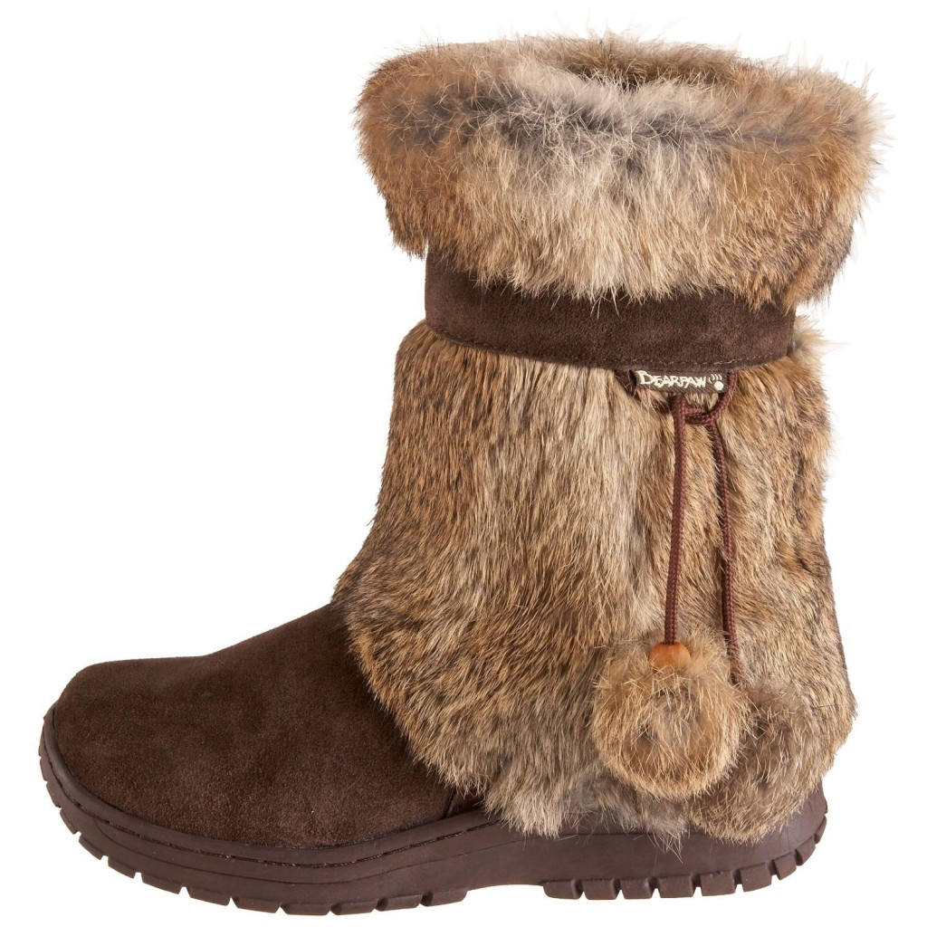 Lovely  Furry Boots Product Lineup in Shoes