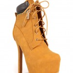 brown  heels for women Product Lineup , Wonderful  Timberland Style HeelsCollection In Shoes Category