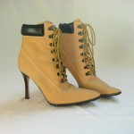 brown  high heel boots Product Picture , Wonderful  Timberland Style HeelsCollection In Shoes Category