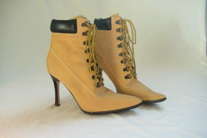 Shoes , Wonderful  Timberland Style Heels Collection : brown  high heel boots Product Picture
