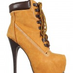 brown high heel timberland style boots , Wonderful  Timberland Style HeelsCollection In Shoes Category