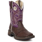 brown  ladies cowboy boots Collection , Charming Cowboy Boots Product Ideas In Shoes Category