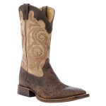 brown  ladies cowboy boots Product Picture , Beautiful  Square Toe Cowboy Boots Product Lineup In Shoes Category